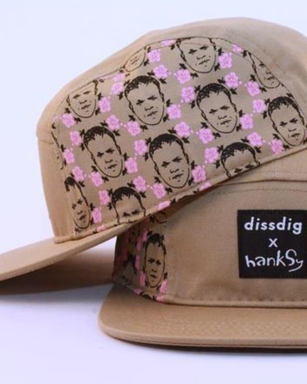 "EDM Culture: dissdig X Hansky - ""Hatt Damon"" Limited Edition Headwear"