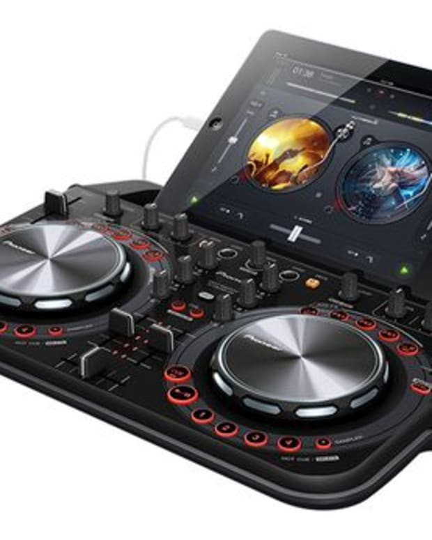 EDM News: Pioneer Announces WeGO2- An Entry Level DJ Controller Liberating DJs From The Mouse Or Touchscreen