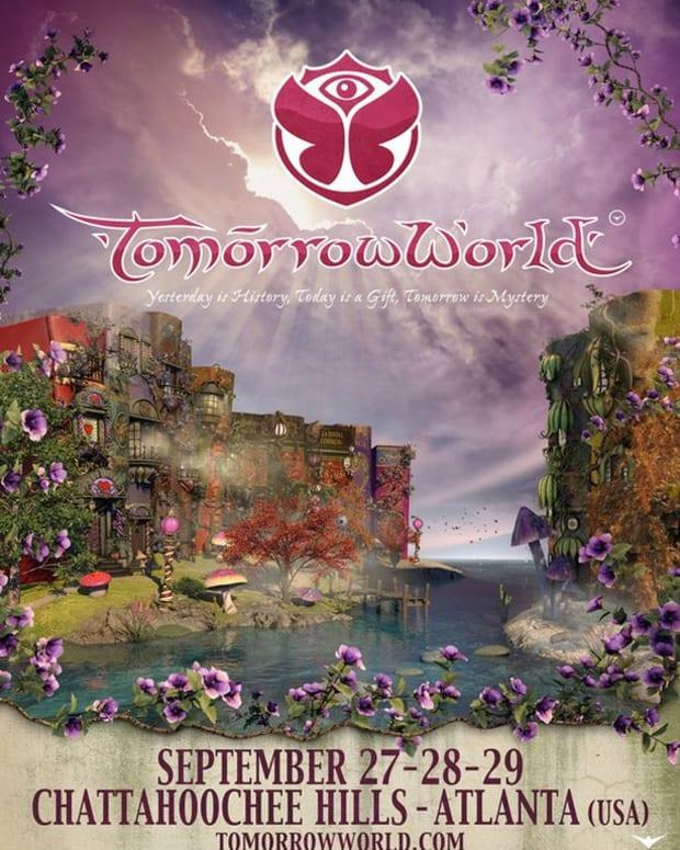 "EDM News: TomorrowWorld Unveils ""Book Of Wisdom: Chapter 2"""