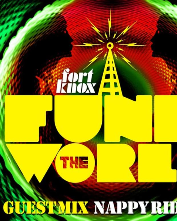 EDM Download: Exclusive Premier Of Fort Knox's Funk The World #17- Mixed By Nappy Riddem