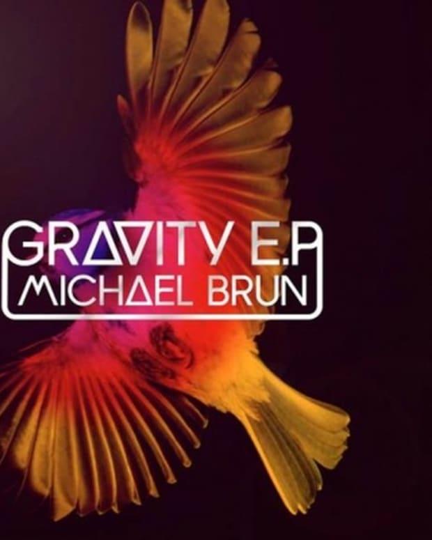 EDM News: Michael Brun To Release Debut Original EP 'Gravity,' File Under Progressive House