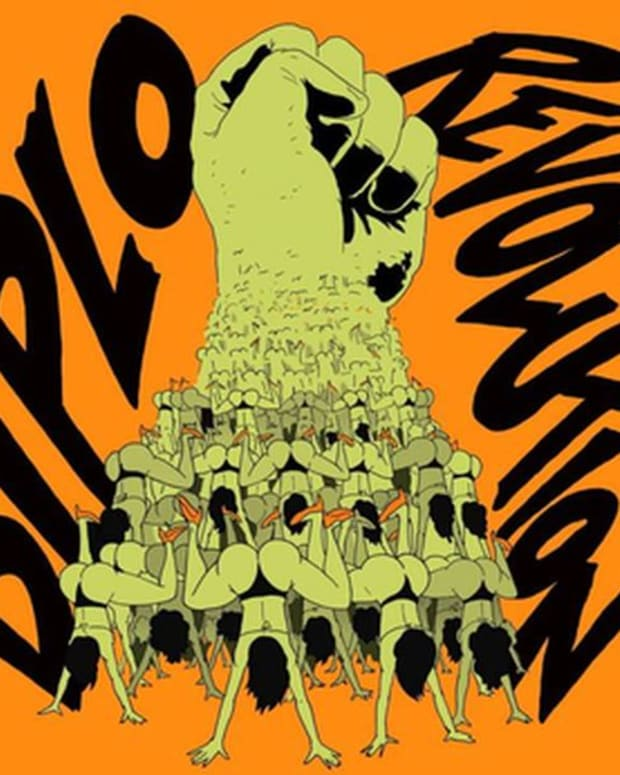 """EDM News: Diplo Announces New Electronic Music On """"Revolution"""" EP; Out October 8th Via Mad Decent Records"""
