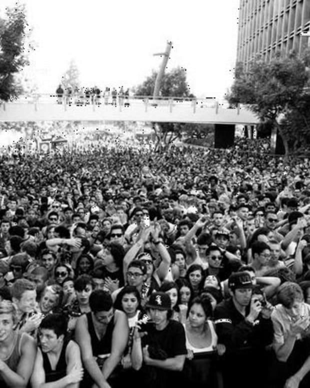 EDM Culture: Los Angeles Events This Week With Manik, Lauren Jane, Major Lazer, Inhalt & More