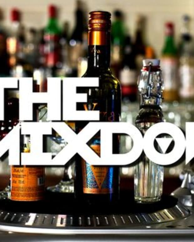 """Magnetic Mag And Complex TV Present: """"The Mixdown- White Noise""""- A Disclosure Inspired, Mixologist Designed Cocktail"""