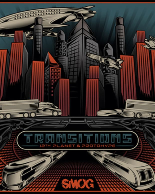 "EDM News: 12th Planet & Protohype Debut ""Transitions""- A New Four Track EP"