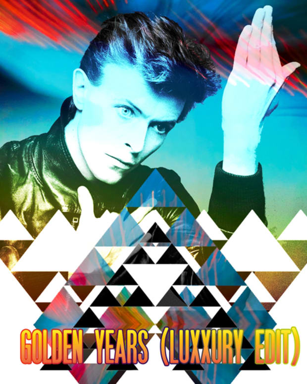 """EDM Download: Luxxury's Edit Of David Bowie's """"Golden Years"""""""