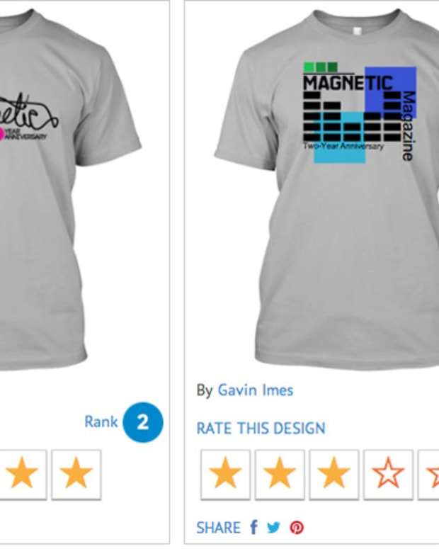 EDM News: Time To Vote, The Magnetic T-Shirt Design Contest Finalists