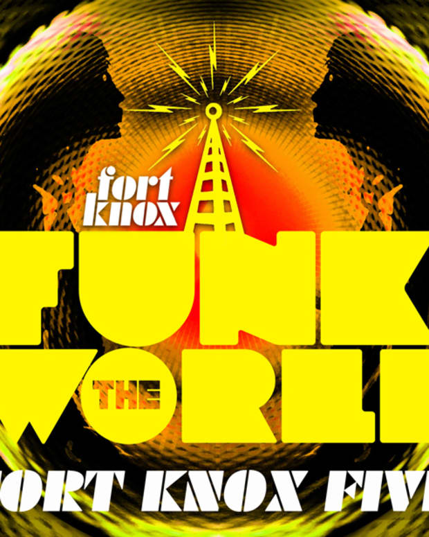 EDM Download: Exclusive Premier Of Funk The World #18 Mixed By Fort Knox Five
