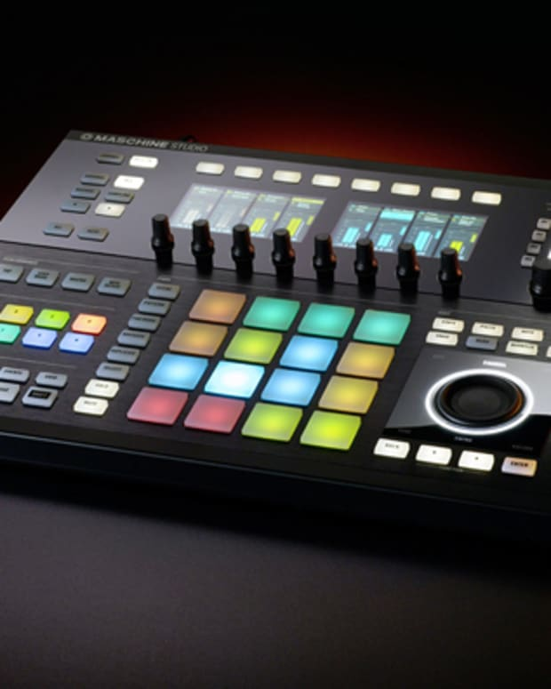 EDM News: Native Instruments Launches Maschine Studio And 2.0 Software