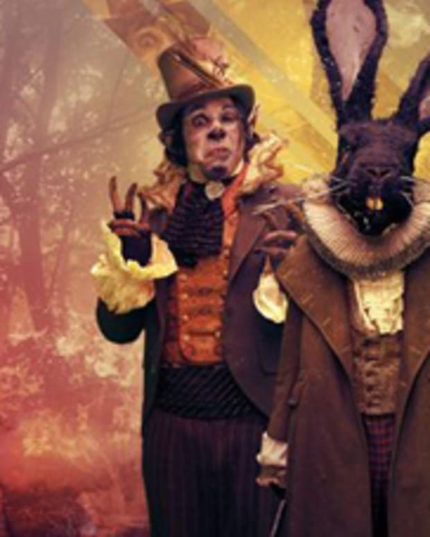 EDM News: Insomniac Releases Official Escape From Wonderland 2013 Trailer