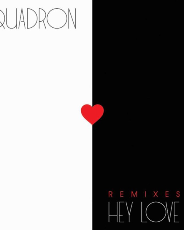 """EDM News: Quadron To Release """"Hey Love"""" Remix EP Featuring The Classixx, Ryan Hemsworth, Sinden And More"""