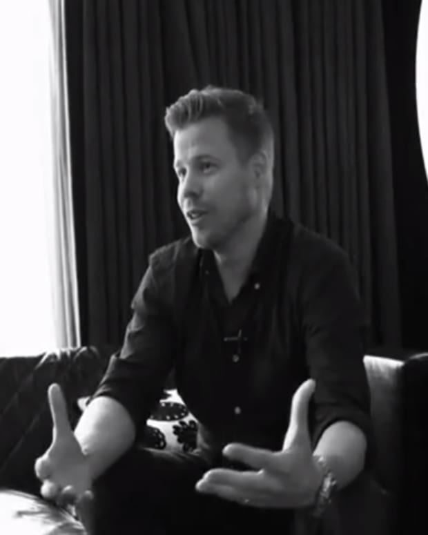 EDM News: Magentic Chats With Ferry Corsten In NYC