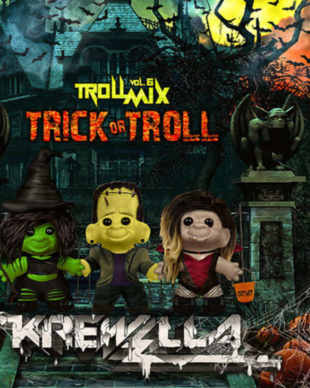 """Krewella Shares """"Trick Or Troll"""" Mix As A Free EDM Download"""