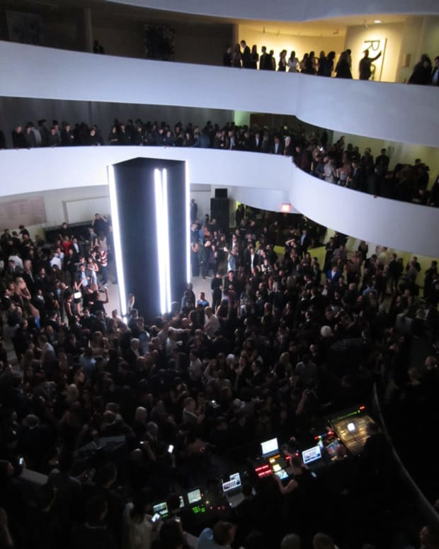 Richie Hawtin Headlines The Guggenheim in New York City - EDM Culture