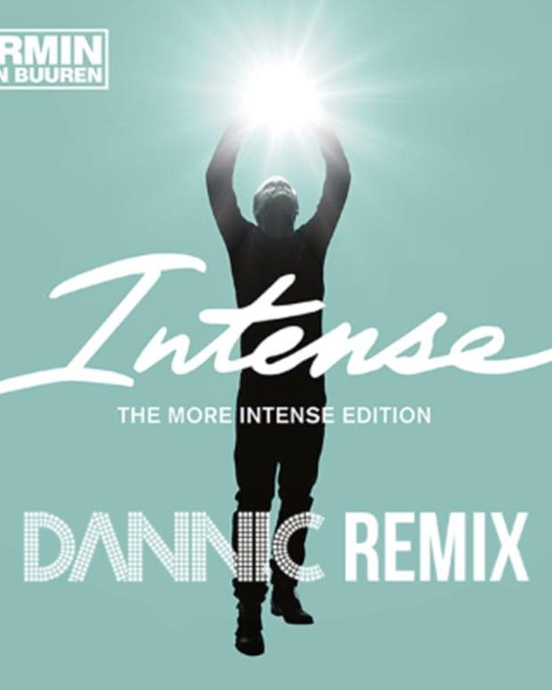 Dannic Remixes Armin van Buuren's New Single 'Intense' - New Electronic Music