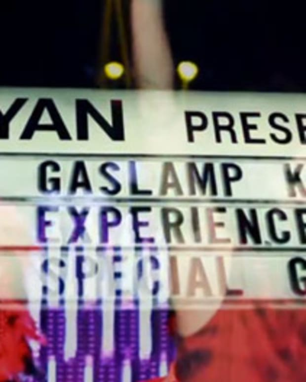 Video Footage Released From The Gaslamp Killer Experience - EDM News