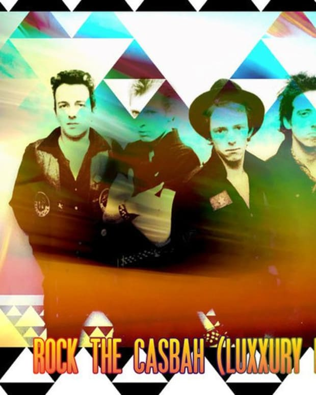 "The Clash ""Rock The Casbah"" (Luxxury Edit) - EDM Download"
