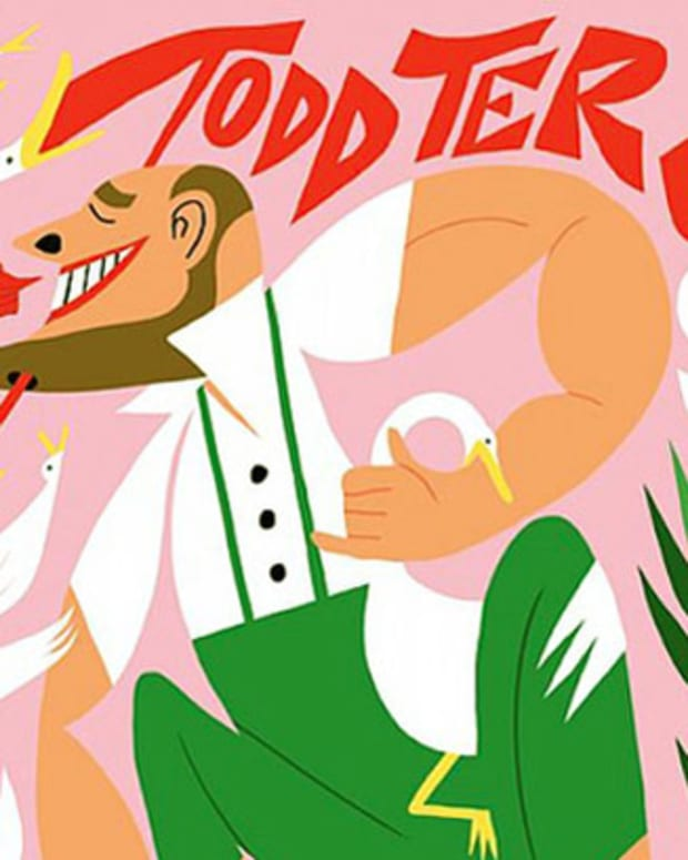 """Todd Terje Reveals Two Singles """"Spiral"""" & """"Q"""" - New Electronic Music"""