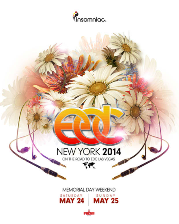 Tis The Season... Of Festival Announcements! Insomniac Releases EDC New York Info - EDM News