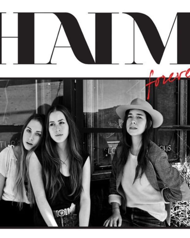 "Giorgio Moroder Remixes Haim's ""Forever"" - New Electronic Music"