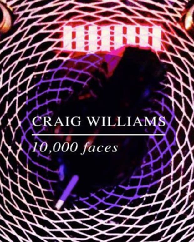 Craig Williams Releases Free '10,000 Faces' EP In Celebration Of 10k Facebook Likes - EDM Download