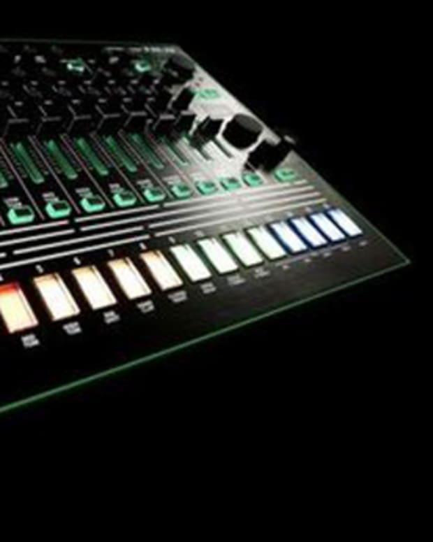 Roland Teases The Aria - An Evolution Of The Legendary 808 Drum Machine - EDM News