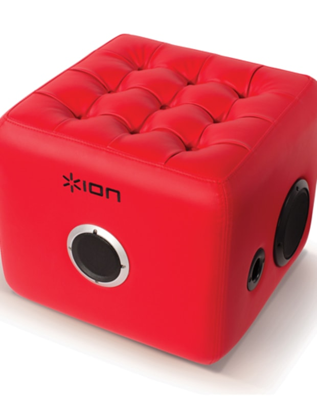 Ion Debuts Sound Lounge Speaker System At CES - DJ Gear