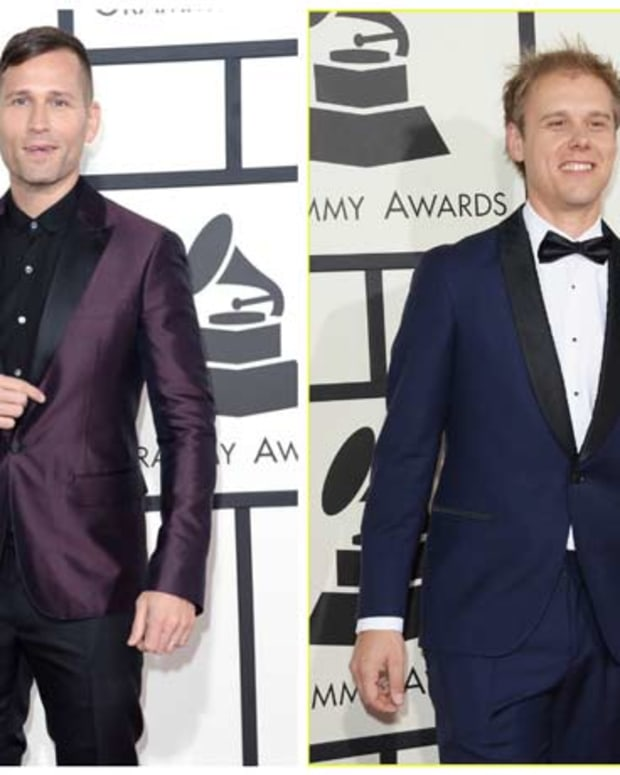 EDM Culture Celebrates The Grammys With Kaskade And Armin van Buuren