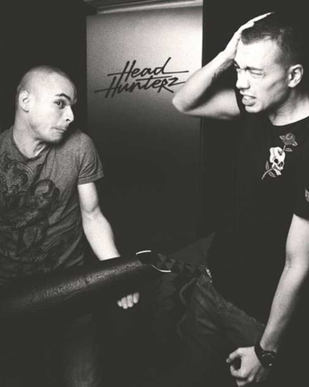 Headhunterz Leaks Preview Of 'Breakout' Featuring Audiofreq - New Electronic Music