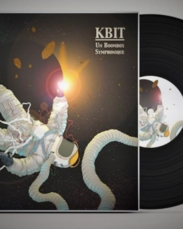 Listen To New Electronic Music From Kbit ; File Under Space Ambient