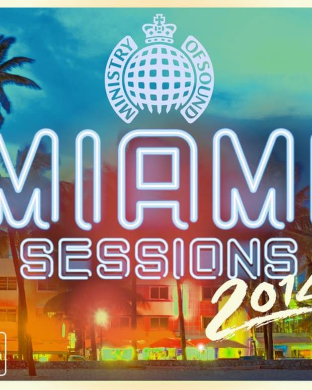 Label Spotlight: Ministry Of Sound Releases Miami Sessions 2014