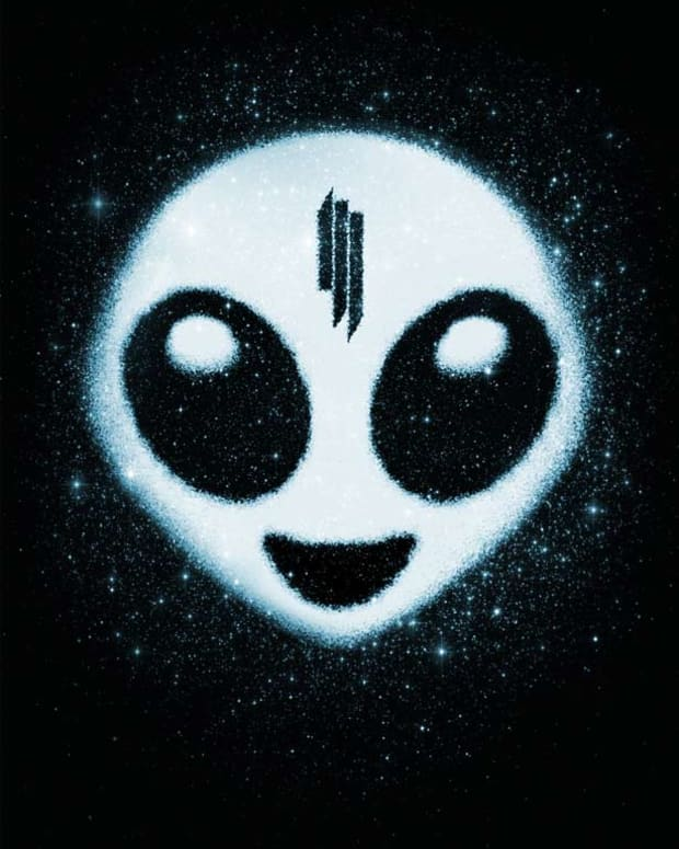 """Stream Skrillex's New Track """"All Is Fair In Love And Brostep"""" Here And Via The Alien Ride App"""