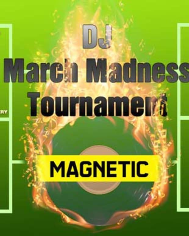 DJ March Madness - Final Four Match Ups - 4. deadmau5 Vs. 7. Diplo, 3. Kaskade Vs. 5. Zedd