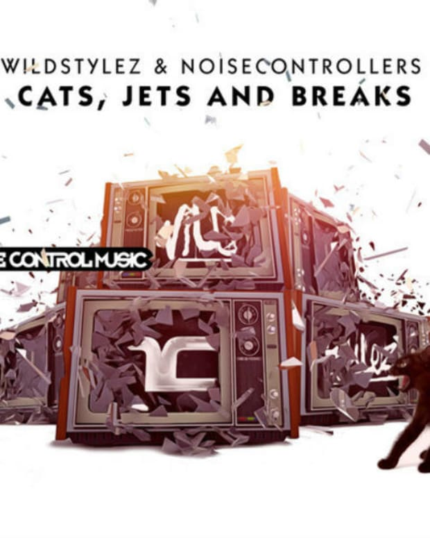 """Wildstylez & Noisecontrollers Team Up for the Release of """"Cats, Jets And Breaks"""" on Lose Control Music"""