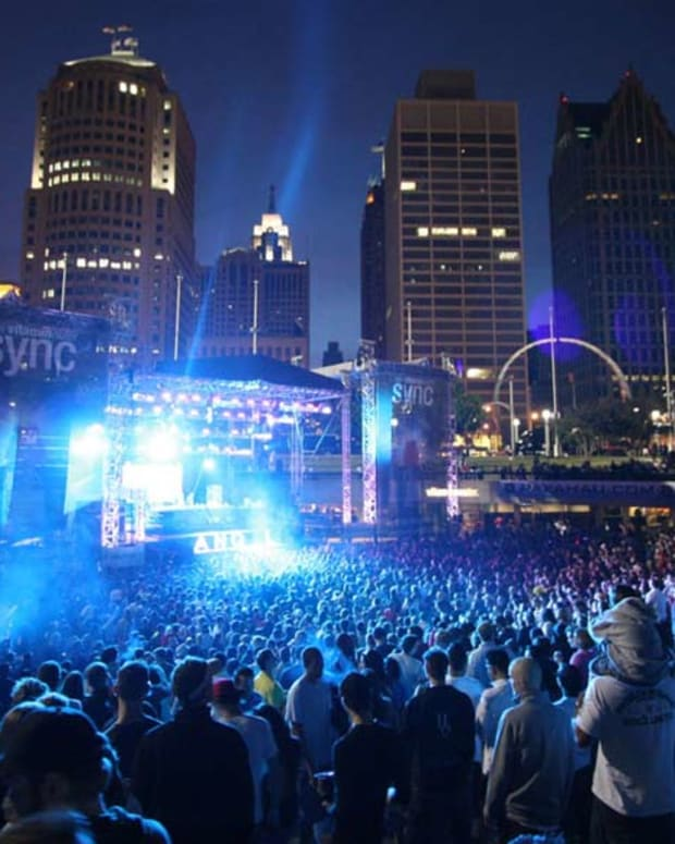 5 Don't Miss Acts Of Movement Electronic Music Festival