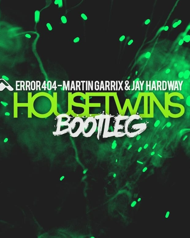 Free Download: Martin Garrix & Jay Hardway - Error 404 (HouseTwins Bootleg)
