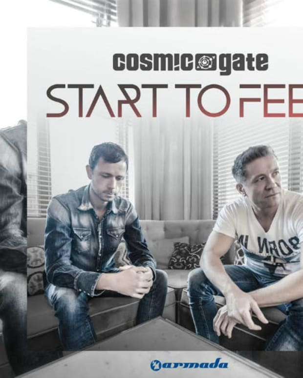 """Album Review: Cosmic Gate """"Start To Feel"""" Out Now On Armada"""