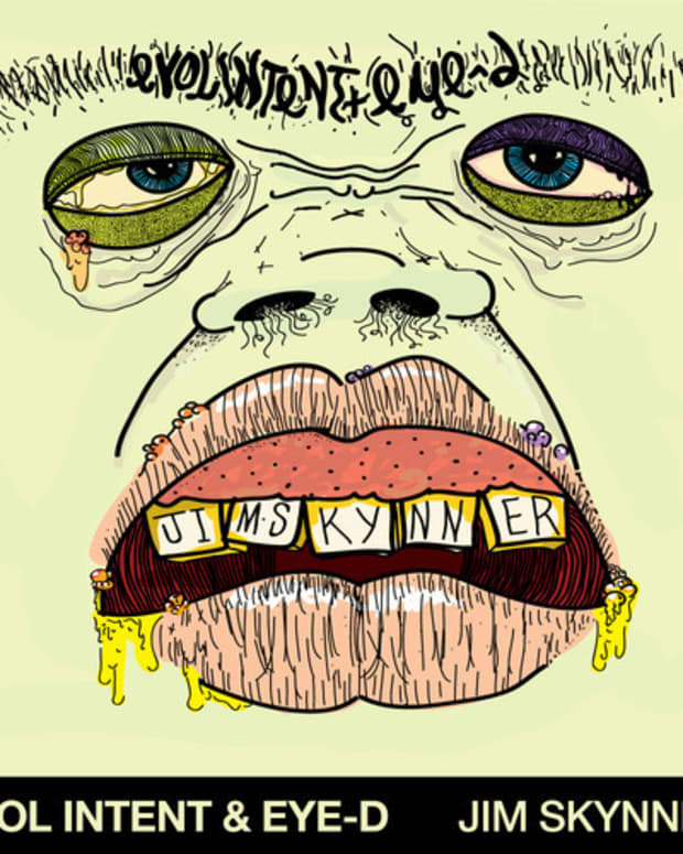 Evol Intent & Eye-D - Jim Skynner