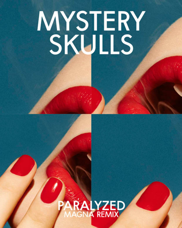 "Premiere: Mystery Skulls ""Paralyzed"" (Magna Remix)"