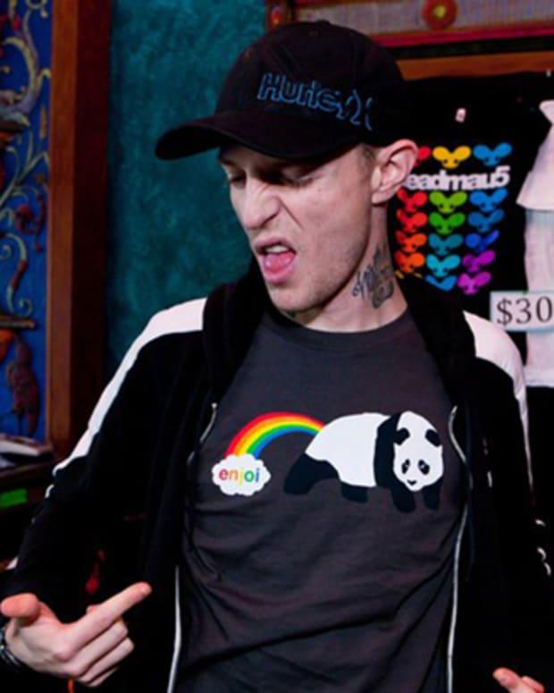 Deadmau5 Denies Ice Bucket Challenge, Donates $10K Anyway