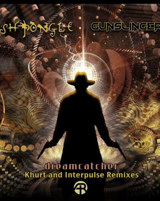 Shpongle & Gunslinger - Dreamcatcher (Khurt Remix)