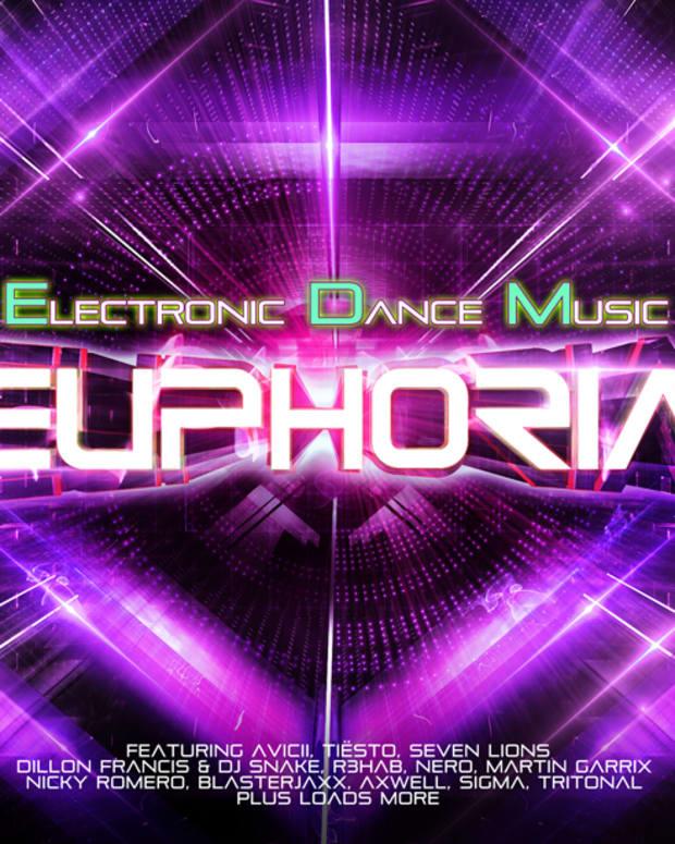 Spotlight: Ministry Of Sound's EDM Euphoria - Win Physical Copies!