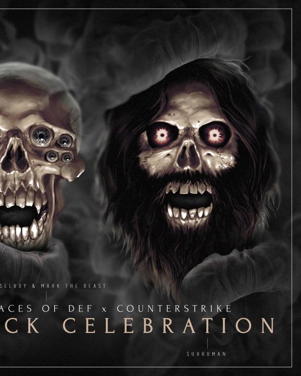 Faces Of Def + Counterstrike - Blvck Celebration