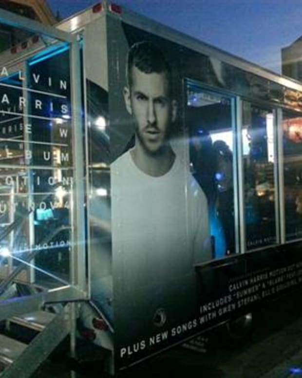 Calvin Harris Motion Tour Hitting The East Coast This Weekend