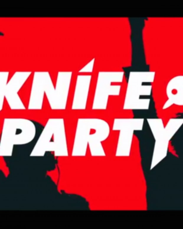 So The New Album From Knife Party 'Abandon Ship' Just Leaked