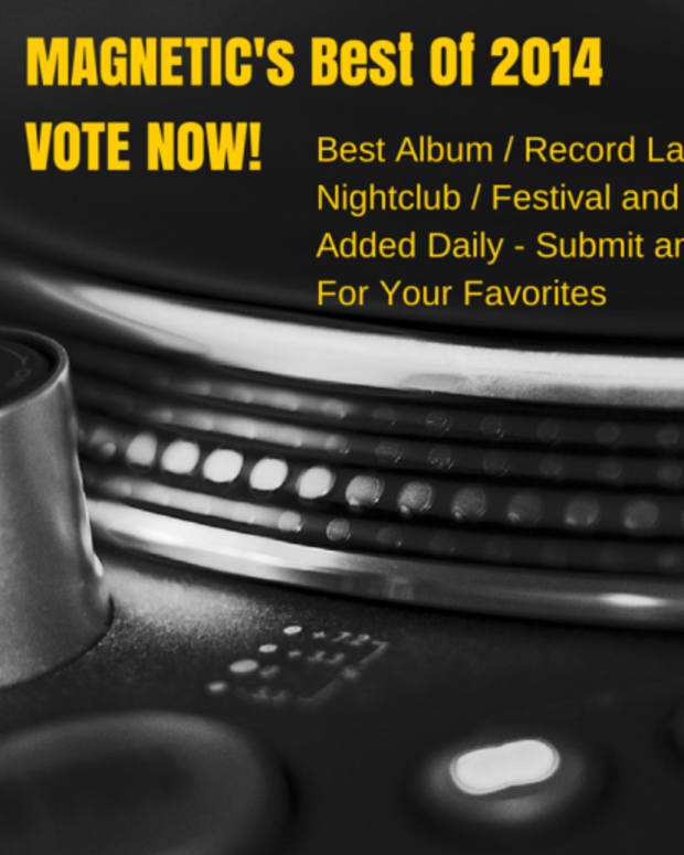 Vote For The Best Promoters Of 2014