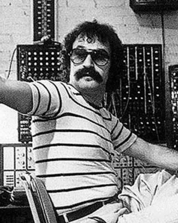 Giorgio Morder Reveals New Song, Announces First New LP In 30 Years