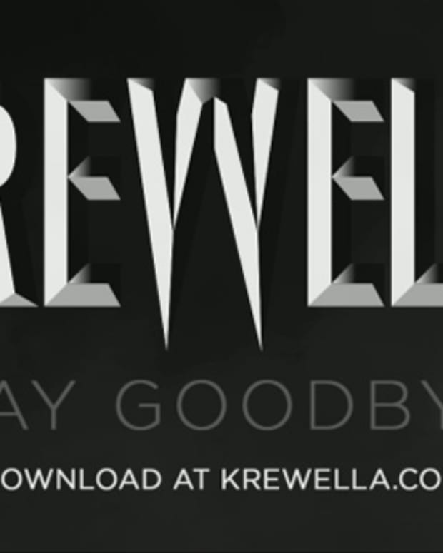 "Free Download: Krewella Departs From EDM On ""Say Goodbye"""