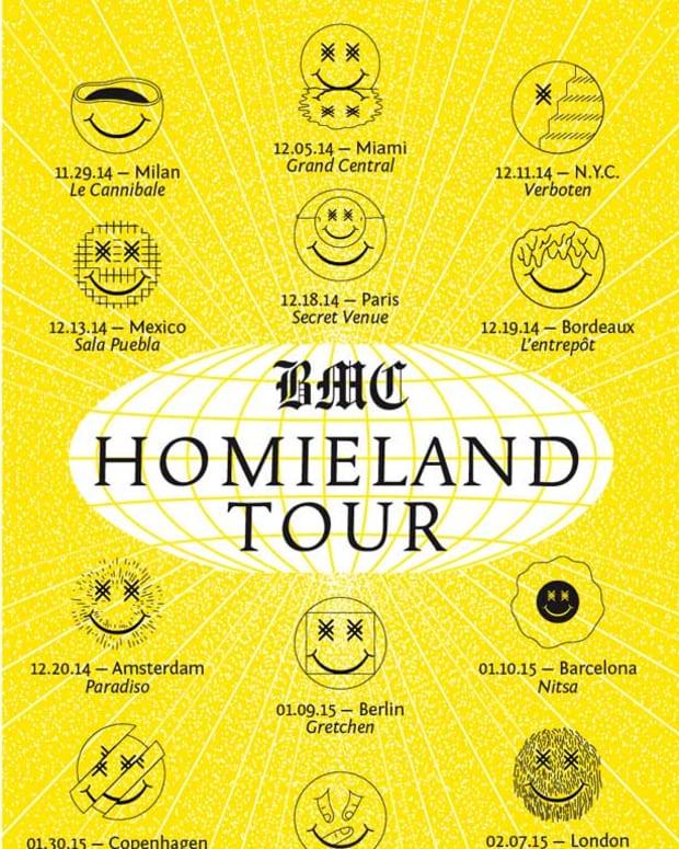 Bromance Records Announce's Homieland Tour and Compilation Album