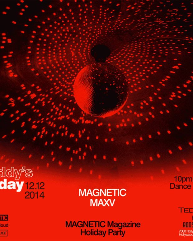 Magnetic's Holiday Party This Friday At Teddy's